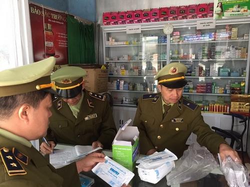 Quản lý thị trường Hà Nội tăng cường triển khai các biện pháp phòng chống dịch Covid-19