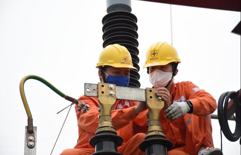 EVN Hà Nội:Lên phương án đảm bảo cấp điện phục vụ công tác ứng phó dịch Covid-19