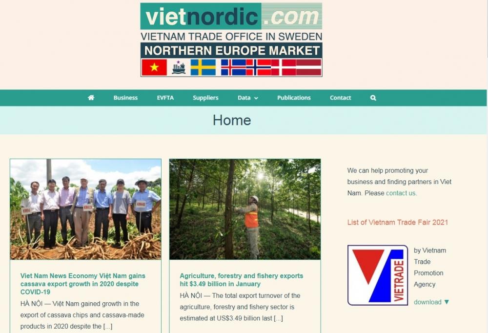Cơ hội để hàng Việt Nam tăng mạnh sự hiện diện tại thị trường Bắc Âu