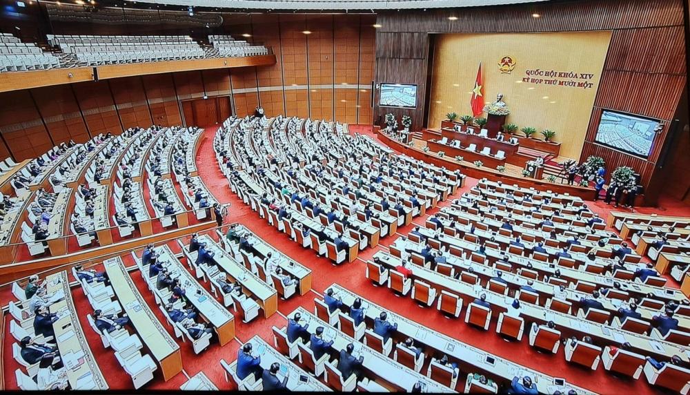 Chính thức khai mạc kỳ họp cuối cùng Quốc hội khóa XIV
