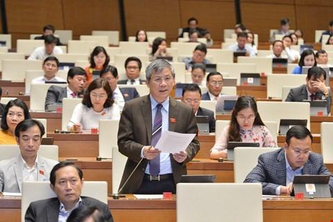 Đại biểu Nguyễn Anh Trí (Hà Nội): Chúng tôi tự hào là người dân đất Việt
