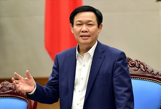 Bí thư Thành ủy Hà Nội Vương Đình Huệ được giới thiệu để bầu Chủ tịch Quốc hội