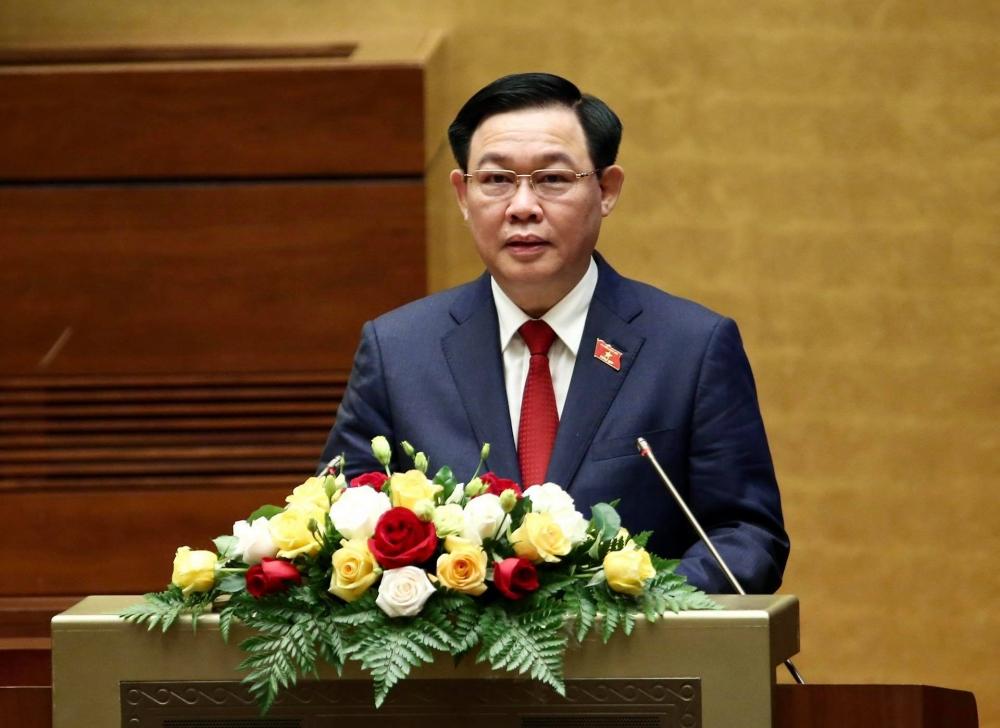 Đại biểu Quốc hội đánh giá cao tân Chủ tịch Quốc hội Vương Đình Huệ