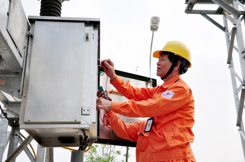 Đóng điện vận hành trạm biến áp 110kV Từ Liêm