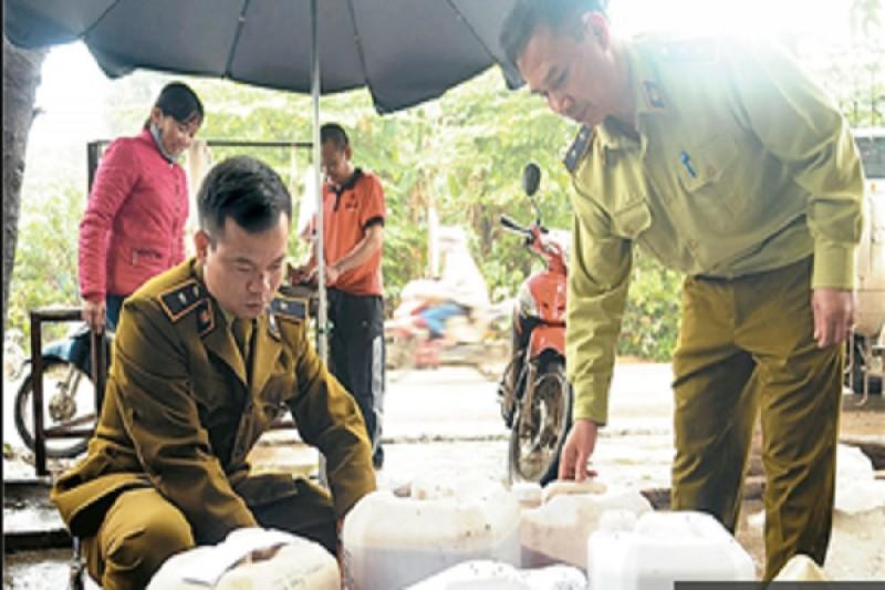 Thông tin về việc sản xuất rượu 'siêu rẻ' tại Hưng Yên
