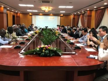Tăng cường hợp tác đầu tư giữa Việt Nam – Togo