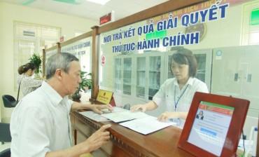 Cải cách thủ tục hành chính - cải thiện chỉ số tiếp cận tín dụng
