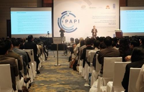 Chỉ số PAPI 2018: Nhiều dịch vụ công đáp ứng yêu cầu của người dân