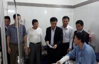 Công đoàn EVN Hà Nội: Thăm hỏi, hỗ trợ kịp thời công nhân bị hành hung