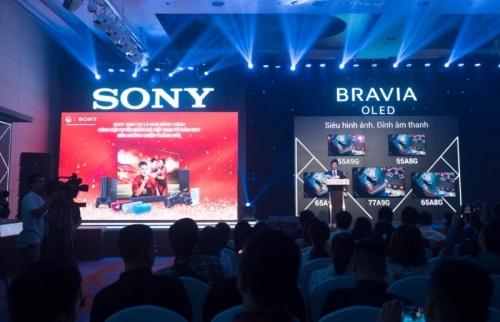 Chính thức ra mắt Tivi Sony BRAVIA 2019 thế hệ mới nhất