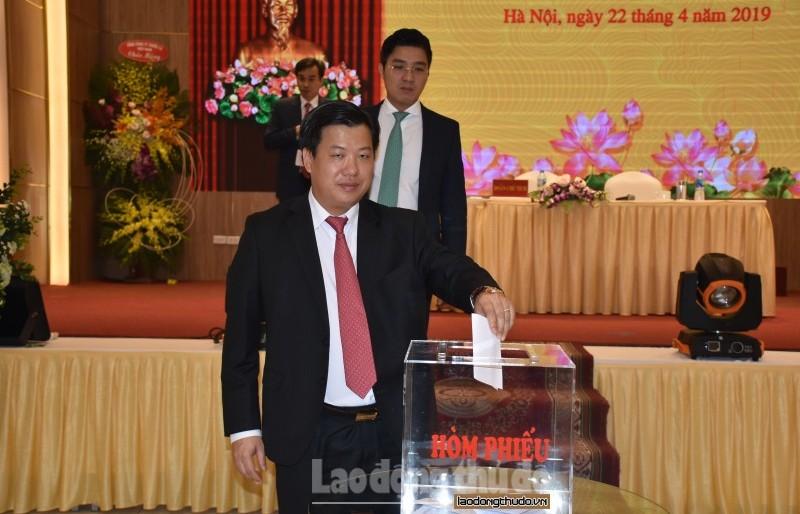 Hội nghị Người lao động năm 2019 Công ty Thuốc lá Thăng Long
