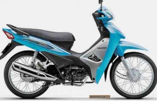 Công an quận Cầu Giấy tìm chủ sở hữu hợp pháp của hai chiếc xe máy