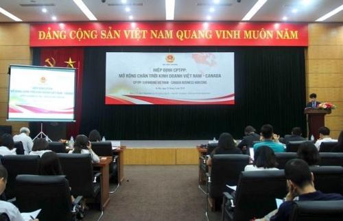 Hiệp định CPTPP-  cơ hội cho doanh nghiệp Việt Nam tại Canada