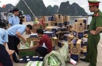Phát hiện và thu giữ hơn 50.000 bao thuốc lá ngoại nhập lậu