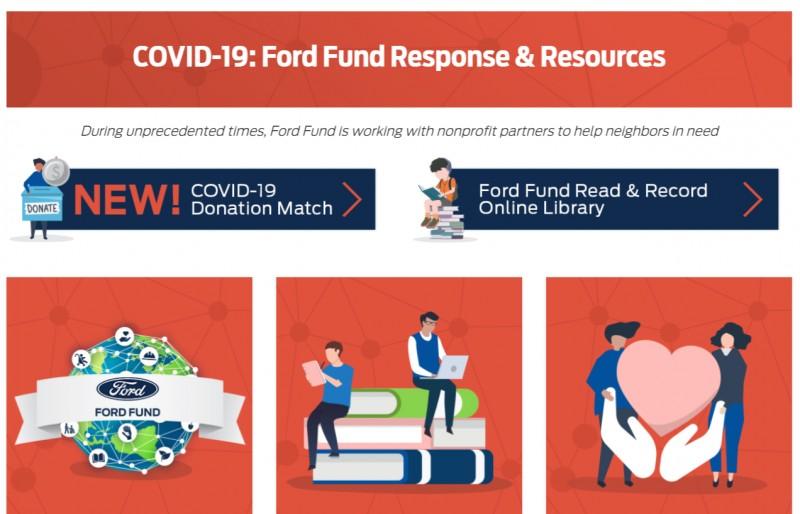 Ford Việt Nam chung tay giúp đỡ cộng đồng đẩy lùi COVID-19