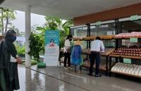 """Tập đoàn Apec khai trương """"chuỗi"""" siêu thị Hạnh Phúc 0 đồng"""