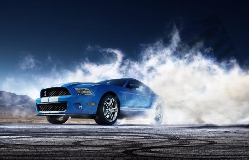 Mustang đạt danh hiệu xe thể thao bán chạy số 1 thế giới 5 năm liên tiếp