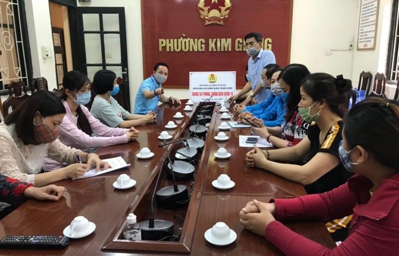 LĐLĐ quận Thanh Xuân: Triển khai nhiều nhiệm vụ trọng tâm trong quý II/2020