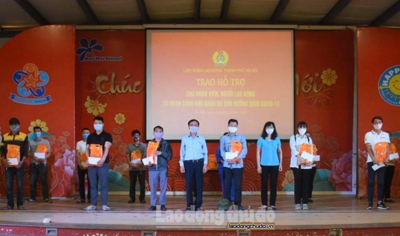 LĐLĐ quận Hà Đông: Phát động nhiều phong trào thi đua yêu nước trong công nhân viên chức lao động