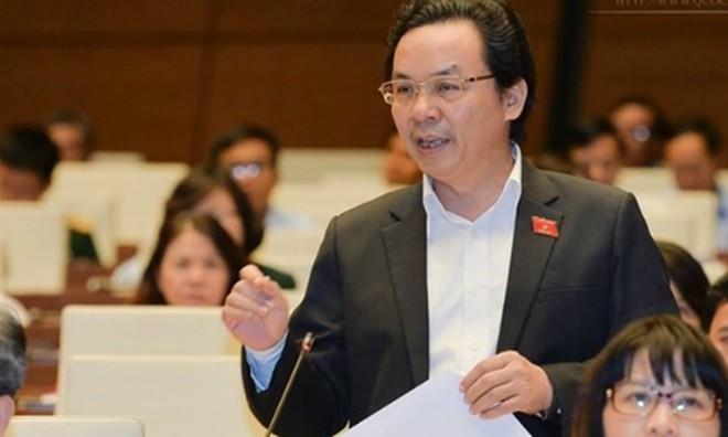 Đại biểu Hoàng Văn Cường (Hà Nội): Cần cân nhắc kỹ việc thành lập Học viện Kiểm toán