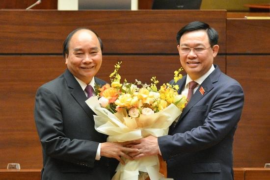Chính thức miễn nhiệm chức Thủ tướng Chính phủ với ông Nguyễn Xuân Phúc