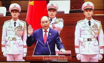 Ông Nguyễn Xuân Phúc chính thức trở thành Chủ tịch nước nhiệm kỳ 2016-2021