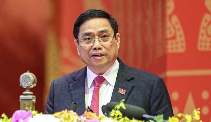 Trưởng Ban Tổ chức Trung ương Phạm Minh Chính được giới thiệu bầu làm Thủ tướng Chính phủ