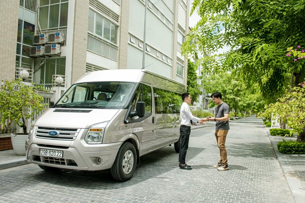 Ford Việt Nam mở rộng chế độ bảo hành cho Ford Transit lên đến 200.000km
