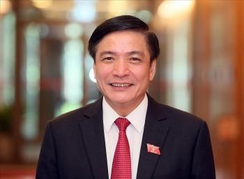 Bí thư Đắk Lắk Bùi Văn Cường được bầu làm Tổng Thư ký Quốc hội