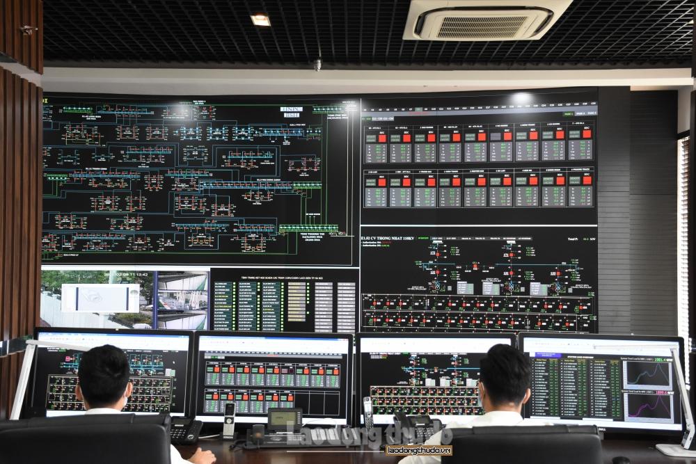 Tháng 4/2021 sản lượng điện sản xuất tăng 7,2% so với cùng ky năm 2020