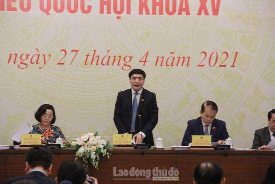 Hà Nội có 49 người ứng cử đại biểu Quốc hội khóa XV