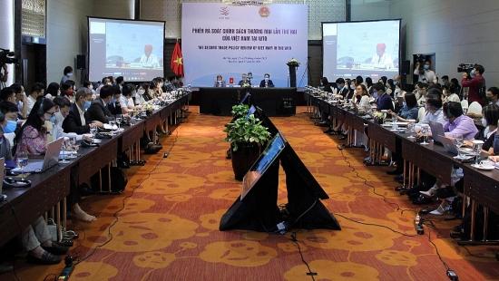 Rà soát chính sách thương mại lần thứ 2 của Việt Nam trong khuôn khổ WTO