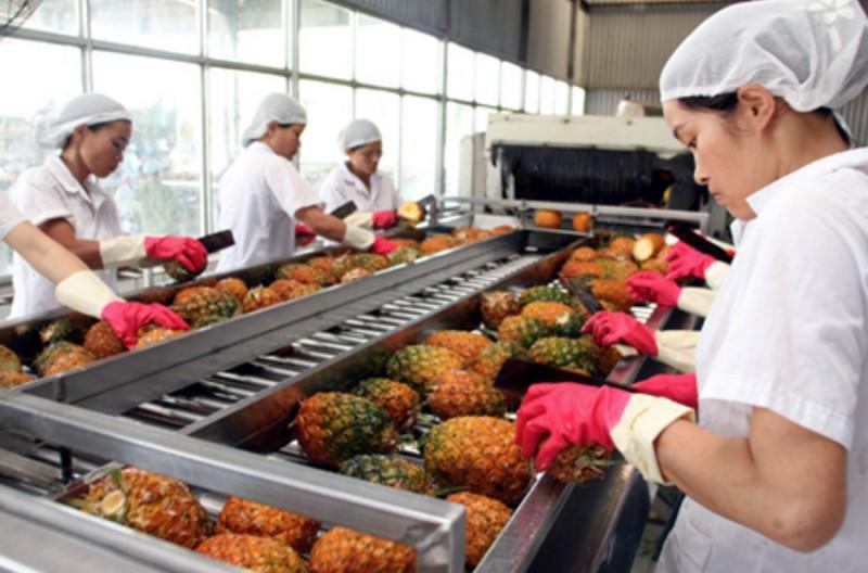 Tháng 4 xuất khẩu rau, quả cán mốc 1 tỉ đô la