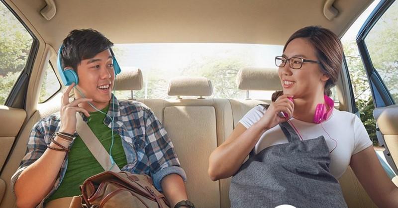 Ra mắt dịch vụ đi chung xe trên ứng dụng di động đầu tiên tại Việt Nam