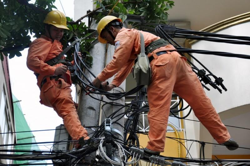 Luôn đảm bảo nhu cầu sử dụng điện tại những tháng cao điểm