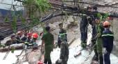 Phương án giải cứu người mắc kẹt trong đống đổ nát