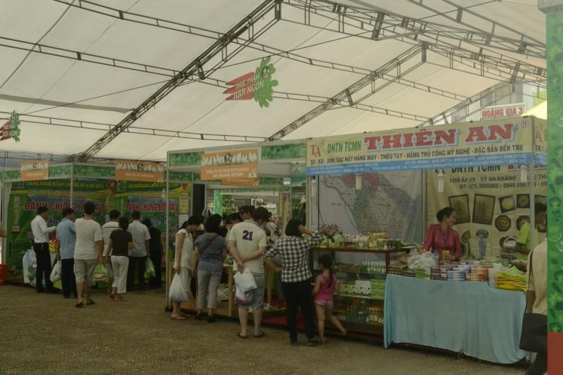 Nâng cao thương hiệu nông sản Việt trên trường quốc tế