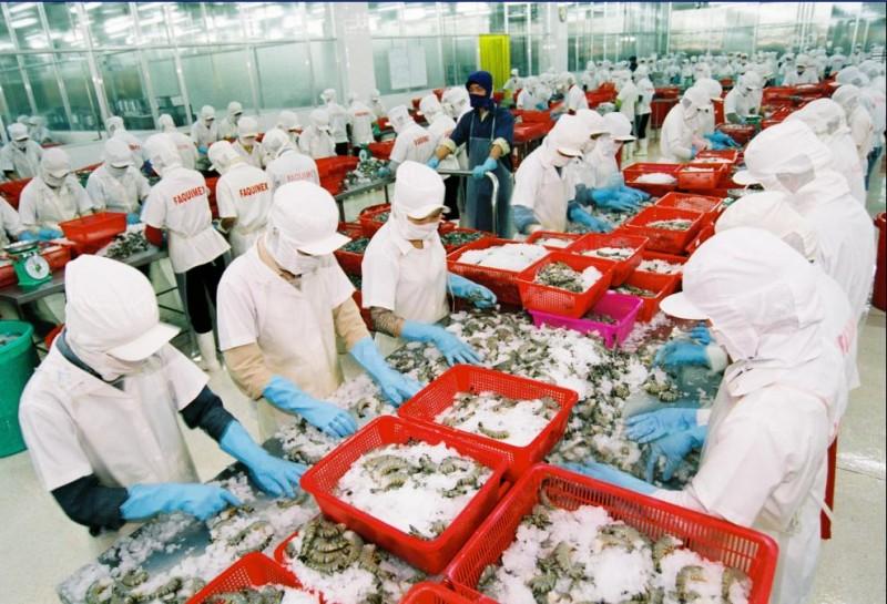 Tháng 5 xuất khẩu nông lâm thủy sản đạt 15,6 tỷ USD
