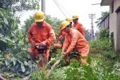 EVN Hà Nội: Đảm bảo an toàn trong mùa mưa bão