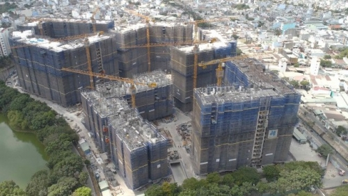 Hòa Bình trúng thầu dự án của Gamuda Land trị giá 1.530 tỷ đồng