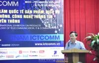 Hơn 300 đơn vị tham gia triển lãm quốc tế Vietnam ICT COMM 2019