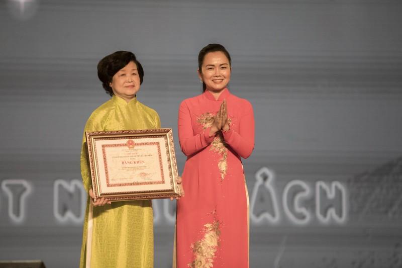 Tập đoàn Xây dựng Hòa Bình kỷ niệm 100 năm ngày sinh cố Chủ tịch danh dự Lê Mộng Đào