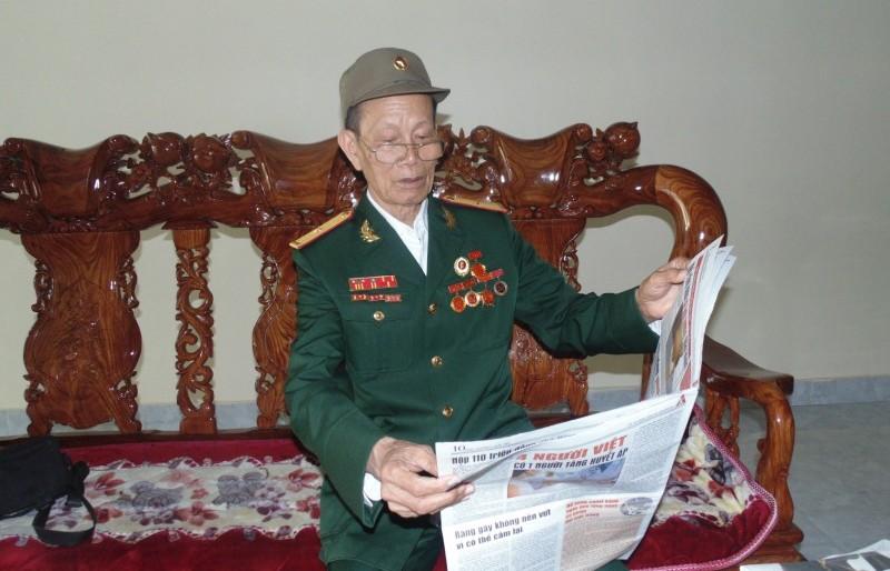 """Hạnh phúc """"không ước hẹn"""": Câu chuyện tình thi vị của cựu chiến binh Điện Biên Phủ"""