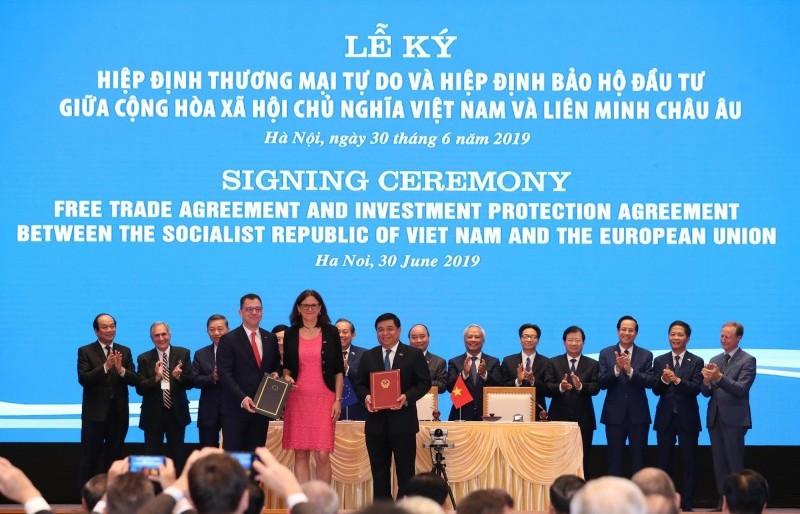 Ngày đầu Kỳ họp thứ 9 dự kiến EVFTA sẽ được Quốc hội thông qua