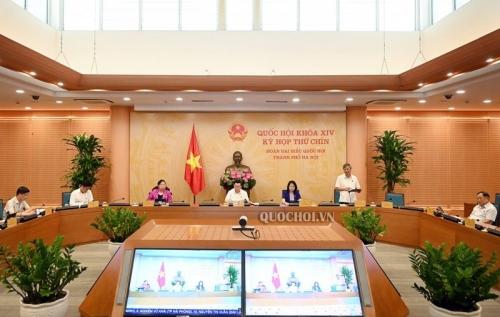 """ĐBQH Nguyễn Anh Trí (Hà Nội): Băn khoăn về hiện tượng """"hoãn, rút"""" các dự án luật"""