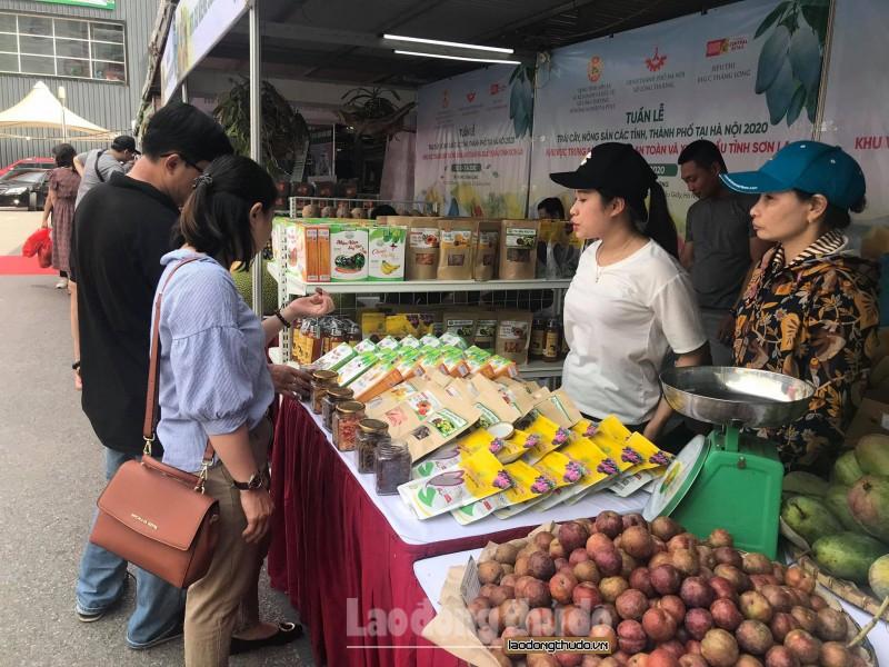 Đa dạng các hoạt động xúc tiến thương mại sản phẩm nông nghiệp Thủ đô