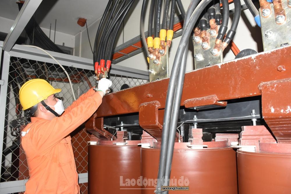 Sẵn sàng đảm bảo cung ứng điện an toàn, liên tục và ổn định phục vụ công tác bầu cử