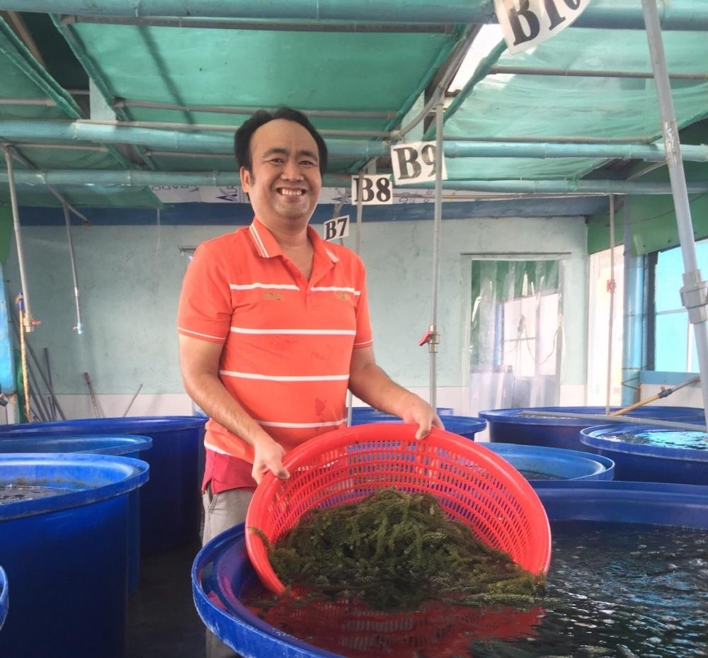 Trần Văn Tươi - Từ kỹ sư dầu khí đến người tiên phong đổi mới trong ngành thủy sản