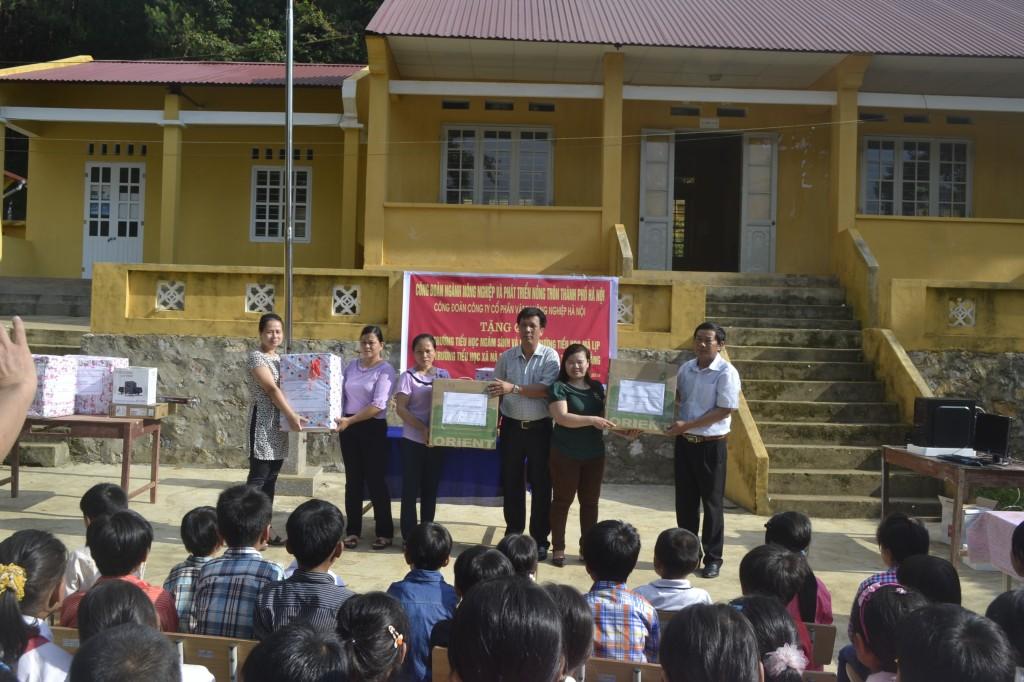 Công đoàn ngành NN&PTNT Hà Nội: Nhân lên những tấm lòng nhân ái