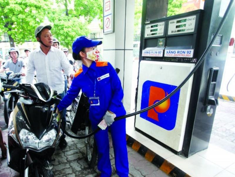 Giá xăng tăng lên mức 17.366 đồng/lít từ 15 giờ ngày 5/6